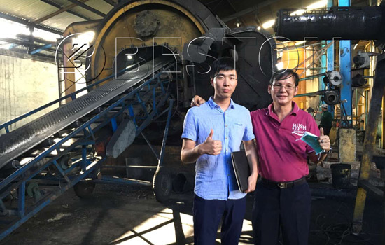 Affordable Tyre Recycling Plant in China