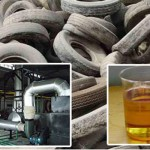 Pyrolysis Oil From Tires