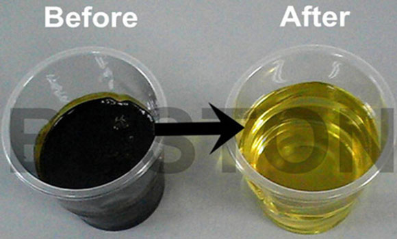 Recycle used engine oil and tyres plant for How to recycle used motor oil