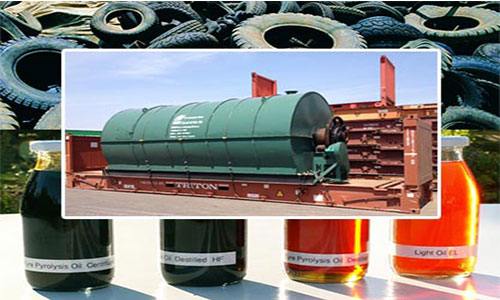 Scrap-tire-industry