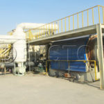Small Scale Tyre Recycling Plant