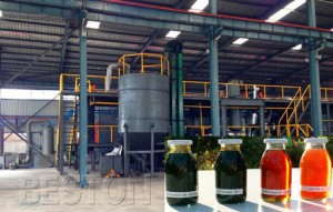 Tyre Pyrolysis Oil Market Price