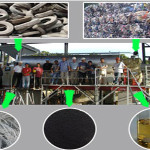 Used Tyre Recycling Success For UK