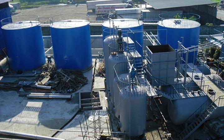 Waste Motor Oil Distillation Machine