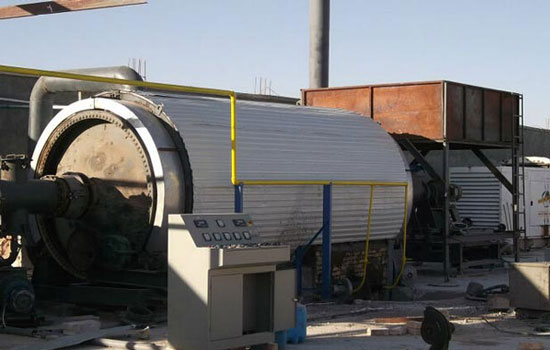 Waste Tyre Recycling Plant Manufacturer