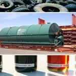 Waste Tire Recycling To Oil Equipment