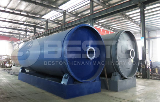Fair Beston Tire Recycling Equipment Cost