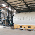Tyre to Fuel Recycling Plant