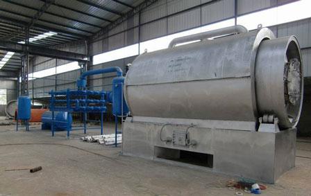 Waste Wheel Pyrolysis Technologies