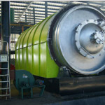 Burner For Pyrolysis Tyre Plant