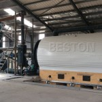 Waste Tyre to Fuel Recycling Plant
