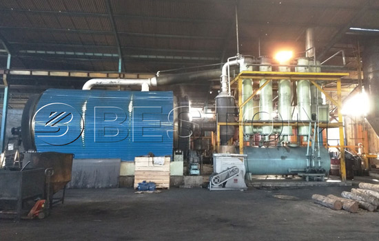 Appropriate Beston Tire Pyrolysis Plant Cost