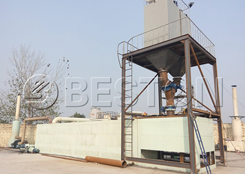 BLL-30,40,50 Continuous Pyrolysis Plant