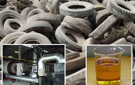 Rolling Out Tyre Recycling Across South Africa