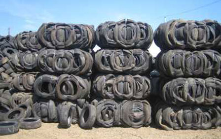 Tyre Recycling Start-up Recognised for Emission-free Direction