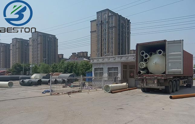BZJ-10 Waste Oil Distillation Plant Is Being Shipped To Brazil