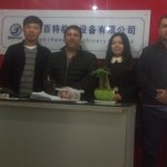 Chile Customers Came To See Our Pyrolysis Plants