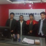 Thailand Customers Came To Visit Beston For Further Cooperation