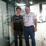 A Client From Iran Came To China and Visited Beston Factory