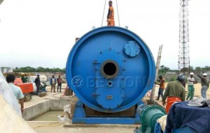 Waste Pyrolysis Plant In Indonesia