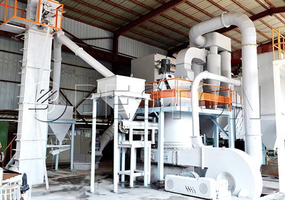 BMF Carbon Black Processing Machine