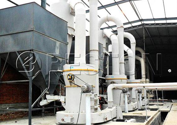 BMF-20 Carbon Black Production Plant