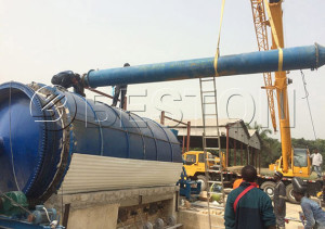 Waste Pyrolysis Plant In Nigeria