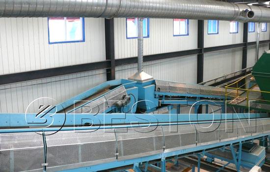 Automatic Sealed Belt Conveyor