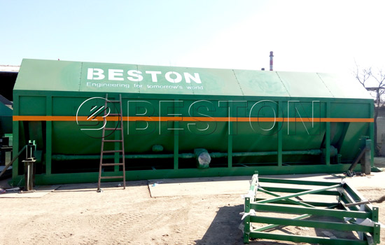 Beston Recycling Sorting Machine for Sale to Handle Mine Waste