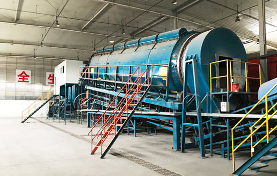 Beston Waste Sorting Equipment for Sale