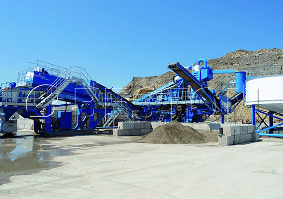 Mining Waste Sorting System