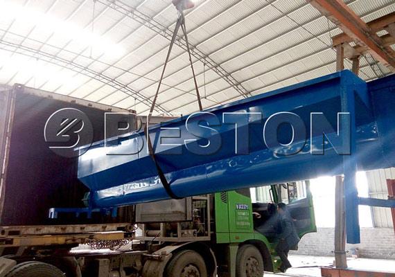Beston Plastic Granulator