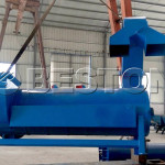 A complete Set of Plastic Granulator Was shipped to Trinidad and Tobago