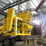50MT Continuous Pyrolysis Equipment Has Been Shipped to South Africa