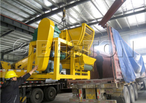 Continuous Pyrolysis Equipment Has Been Shipped to South Africa