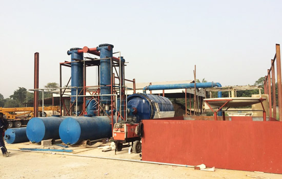 Beston Plastic to Oil Machine for Sale with Reasonable Price