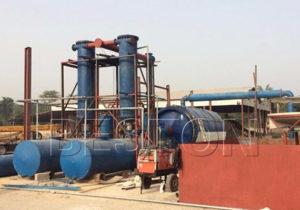 Plastic to Oil Machine For Sale