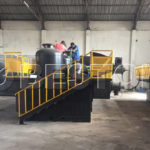 Continuous Pyrolysis Plant Was Installed In South Africa