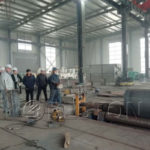 The Danish Customers Visited Beston Group