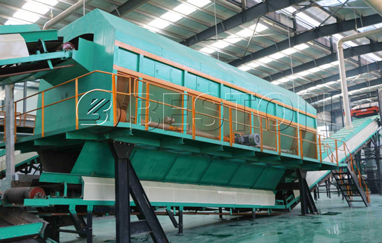 Affordable Beston Trash Recycling Plant Price