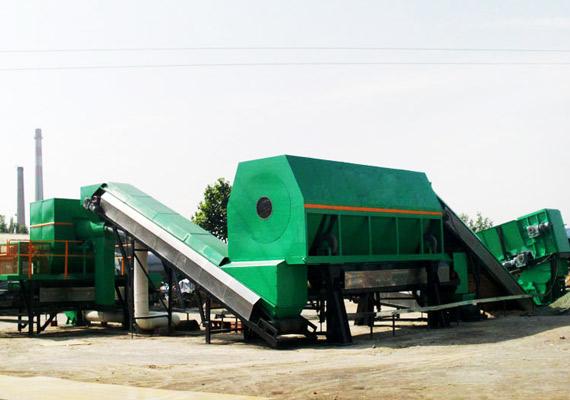Automatic Garbage Segregator