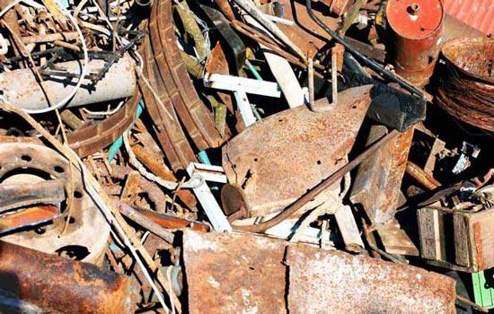 Waste metal
