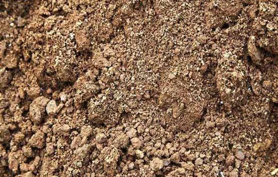 Waste stone, sandy, etc