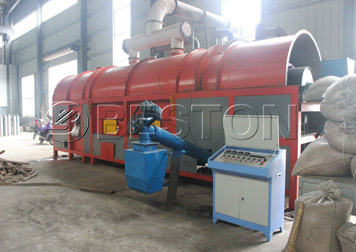BST-3 biochar production equipment
