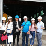 Russian Customer Visited Beston Pyrolysis Machine Manufacturing Plant!
