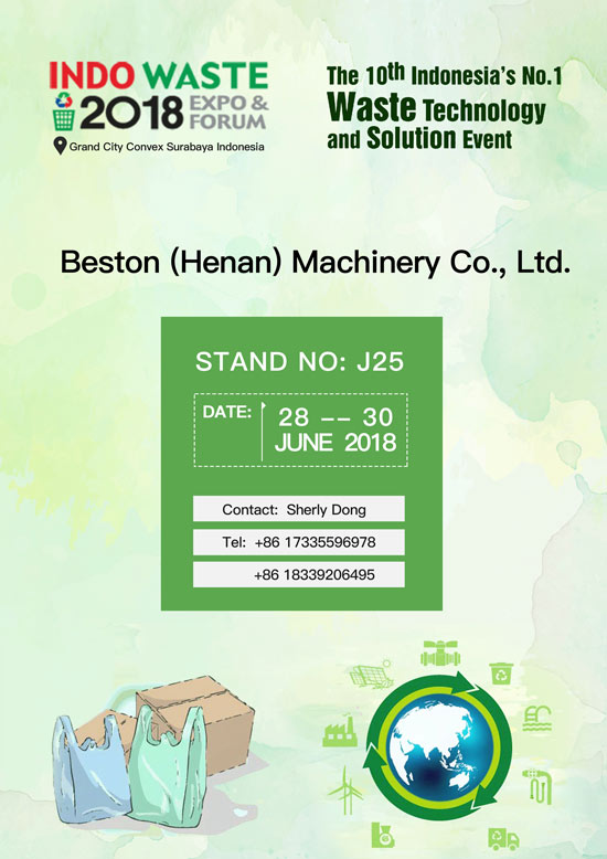 The 10th Indonesia's No.1 Waste Technology and Solution Event