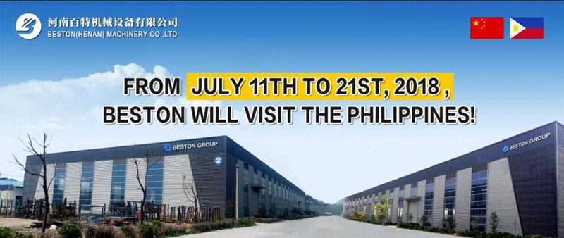 A Visit of Beston Group to Philippines from 11th to 21th July, 2018