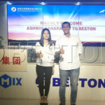 Indian Customer Visited Beston Machinery in August, 2018! Warmly Welcome!