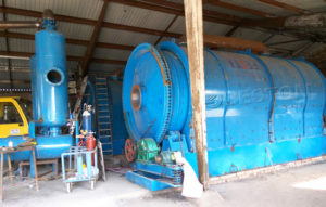 Beston Small Scale Plastic Recycling Equipment for Sale