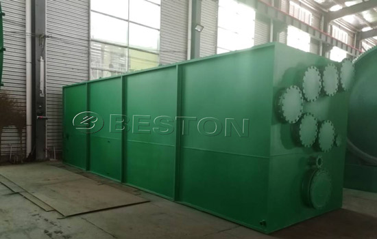Beston Pyrolysis Machine Was Shipped to the Philippines
